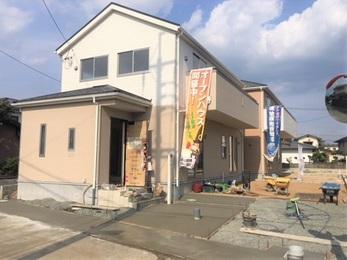 新築戸建 御幸笛田 1の外観写真