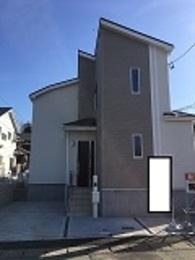新築戸建 新外3丁目 1号棟の外観写真