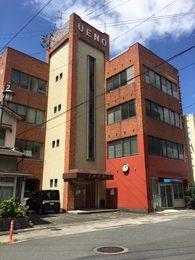 売ビル 八代市松江城町 上野ビルの外観写真