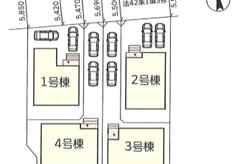 新築戸建 南区薄場 第二 3号棟