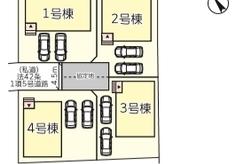 新築戸建 東区御領 第6 4号棟