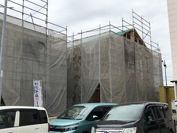 新築戸建 中央区帯山 第10 3号棟の外観写真