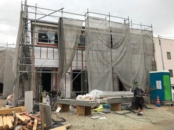 新築戸建 中央区帯山 第10 1号棟の外観写真
