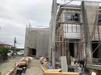 新築戸建 中央区帯山 第10 2号棟の外観写真
