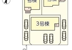 新築戸建 東区健軍 第三 3号棟