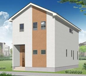 新築戸建 よかタウン東区桜木2丁目 1期 2号棟の外観写真