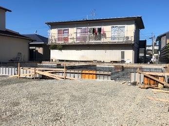 新築戸建 東区下南部3丁目 1号棟の外観写真