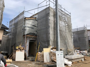 新築戸建 ハーモニータウン東区沼山津3丁目 B号棟の外観写真