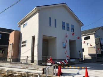 新築戸建 よかタウン南区御幸笛田 1期 1号棟の外観写真