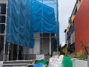 新築戸建 よかタウン東区健軍4丁目 1期 3号棟の外観写真