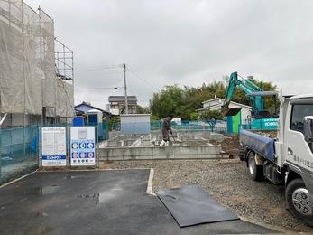新築戸建 よかタウン東区画図町下無田1期 3号棟の外観写真