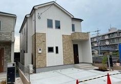 新築戸建 ブルーミングガーデン東区西原2丁目 1号棟