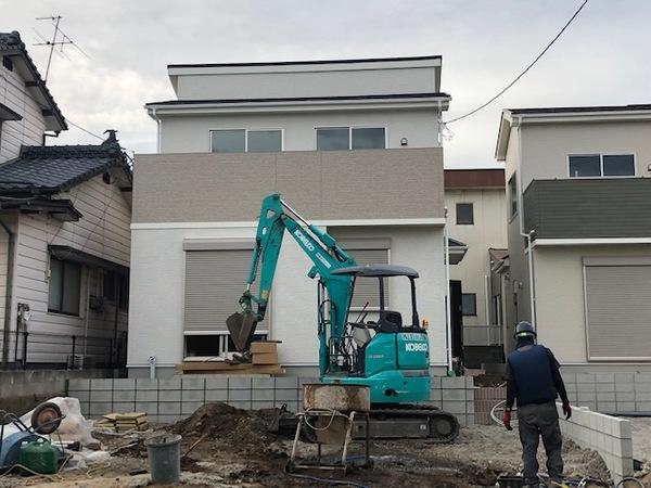 中央区帯山★建売住宅